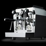 Rocket Espresso Giotto Plus V2 &#038; Compak K3 Push grinder