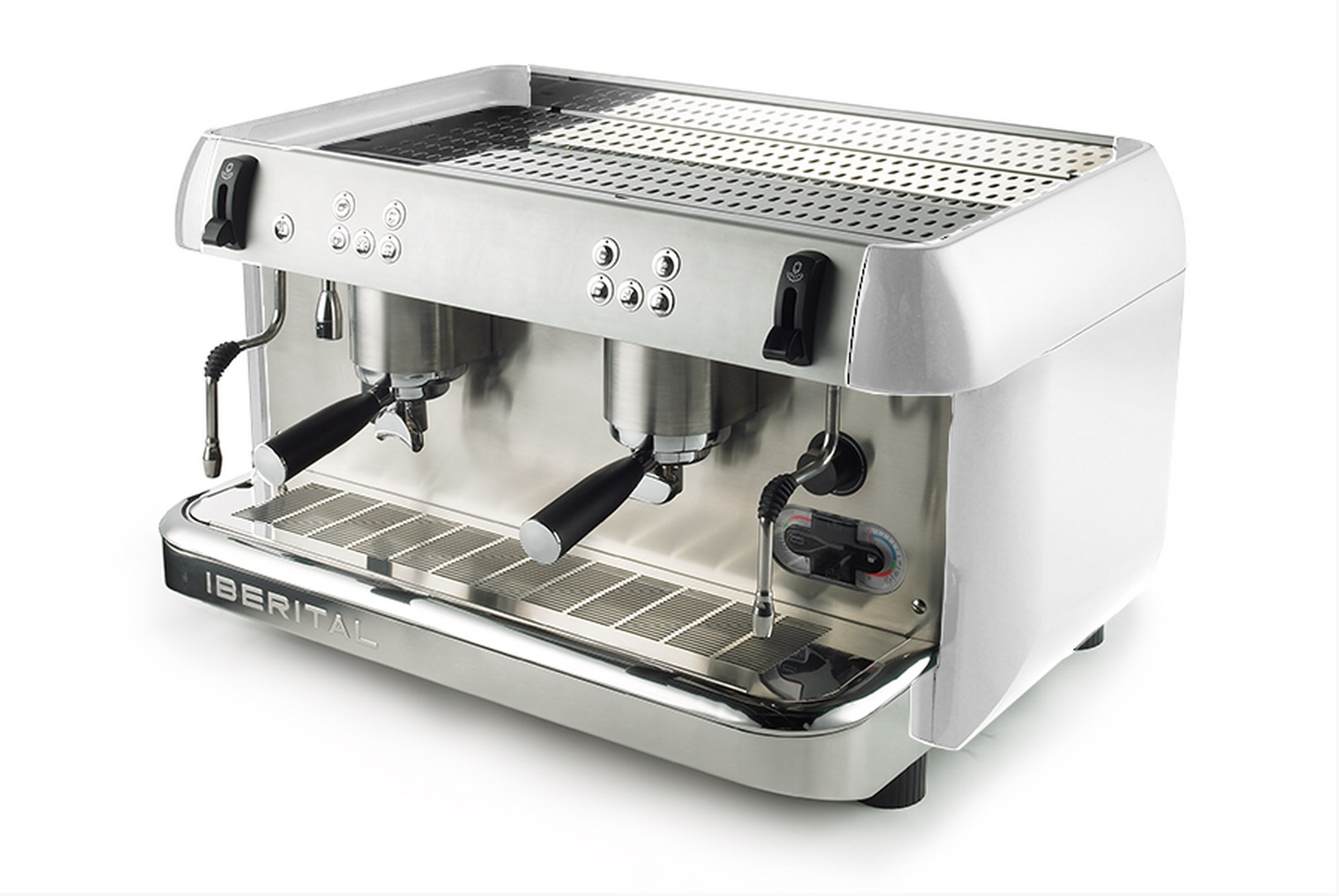Electronic Iberital Coffee Machines new iberital talk coffee newiberital1