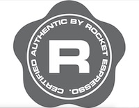Rocket Espresso Certified Authentic