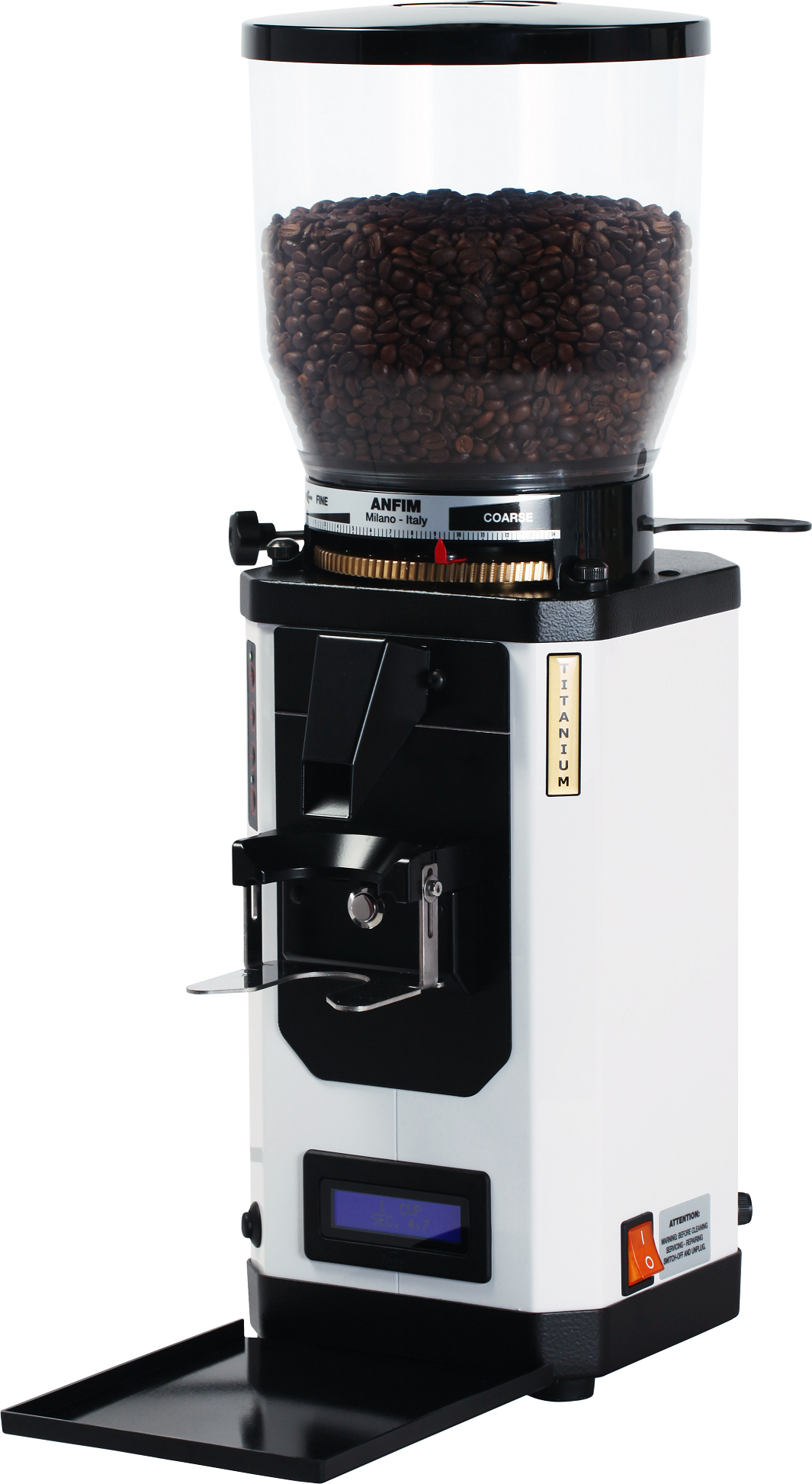 Anfim Sp Ii On Demand Talk Coffee